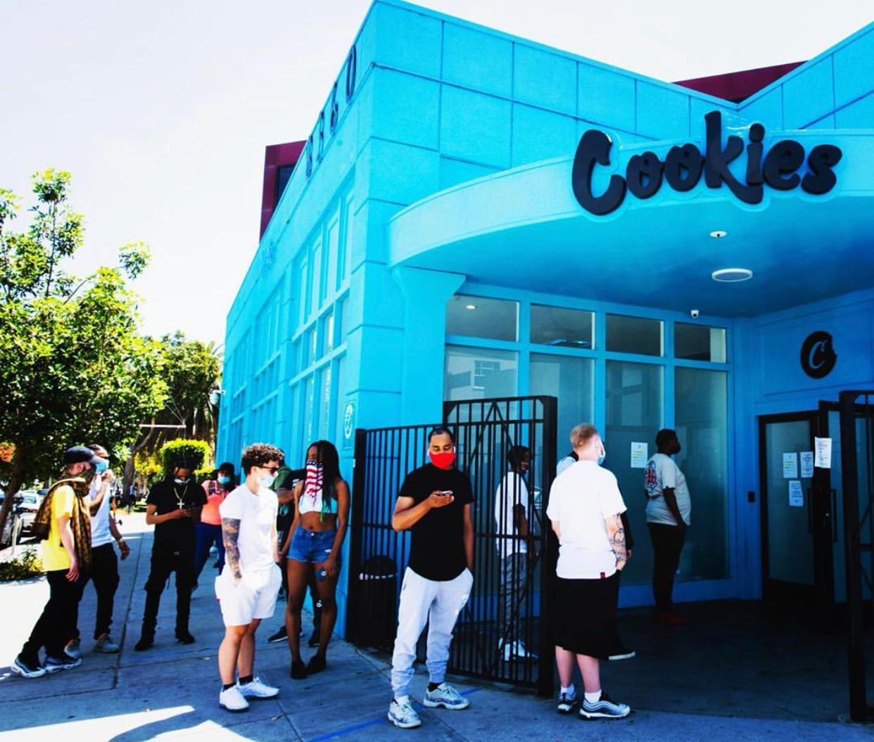 official cookies maywood store