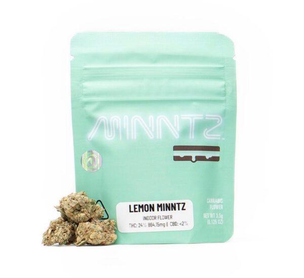Buy Lemon MInntz Strain Online