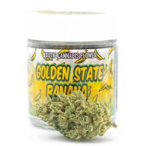 Buy Golden State Banana Strain by Synergy