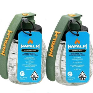 Buy Napalm XXL Grenade Infused Pre-roll