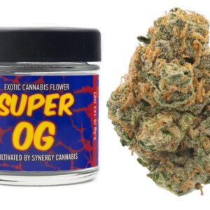 Buy Super OG by Synergy Cannabis Online