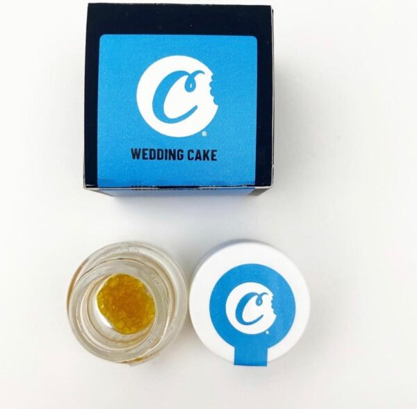 Buy Wedding Cake Live Resin Online