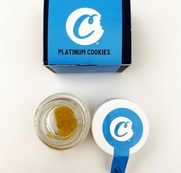 Buy Platinum Cookies Wax Online