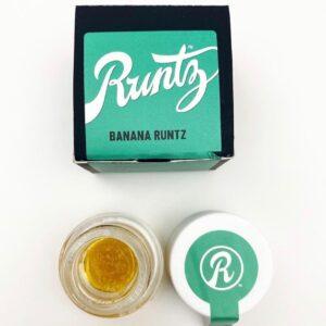 Buy Banana Runtz Wax Online |