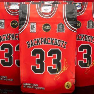 Buy Number 33 Backpackboyz Online