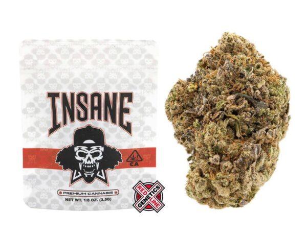 Buy Insane Rockstar Strain