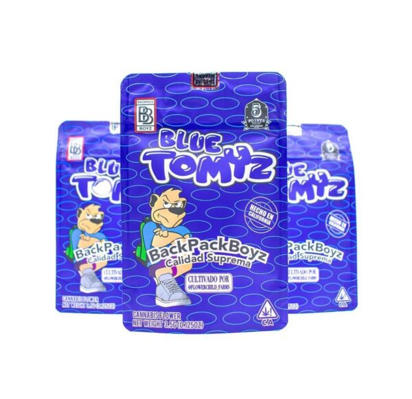 Buy Blue Tomyz Backpackboyz