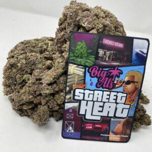 Buy Street Heat Strain by Big Al's Exotics