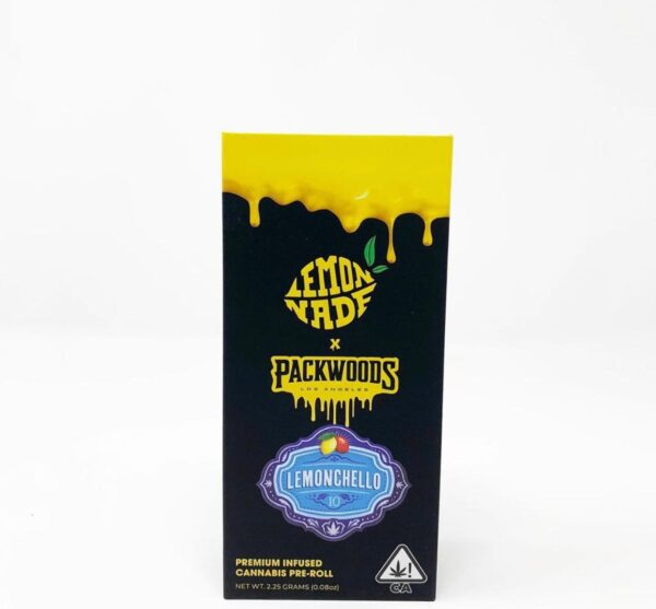 Buy Lemonchello 10 Lemonade Packwoods