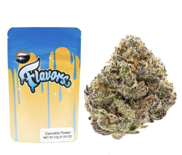 Buy Blue Gushers Strain by Flavors Online