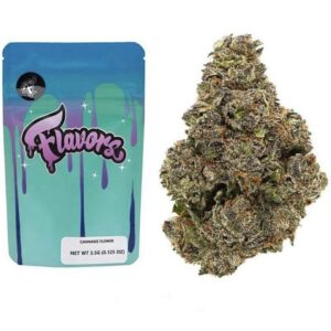 Buy Blueberry Gelato Strain by Flavors
