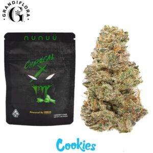 Buy Grandiflora Chemical X Strain Online