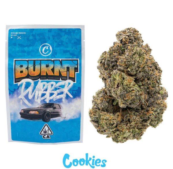 Buy Burnt Rubber Cookies Strain