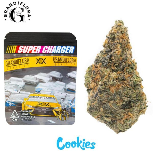 Buy Super Charger Strain by Grandiflora
