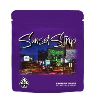 Buy Sunset Strip Weed Strain by The Rare