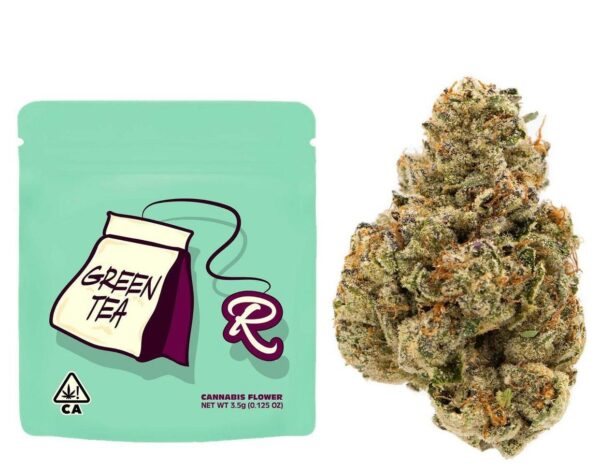 Buy Green Tea Weed Strain by The Rare