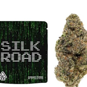 Buy Silk Road Weed Strain by The Rare