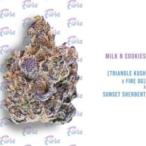 Buy Milk N Cookies Strain by Fiore Online