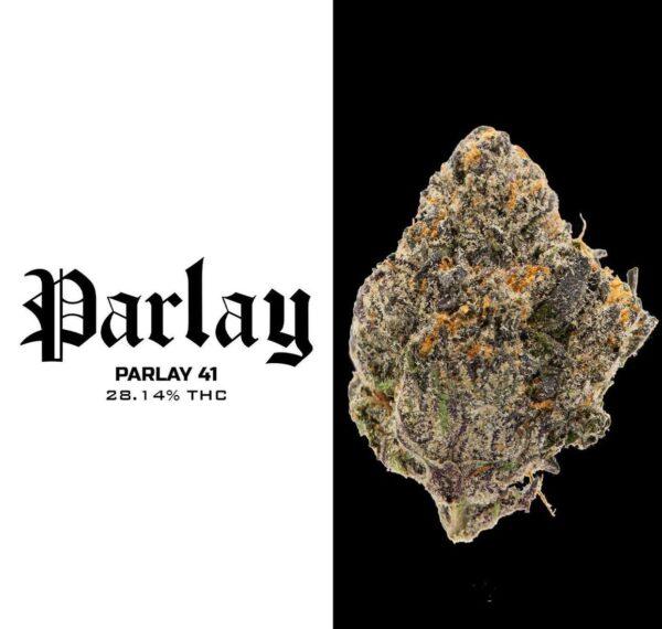 Buy Parlay 41 Strain Online