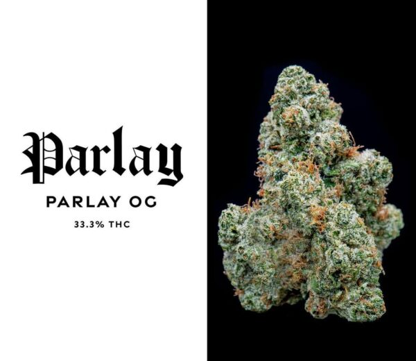 Buy Parlay OG Strain by Parlay Online