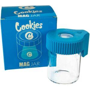 Buy Cookies Magnifying Glass Jar Online