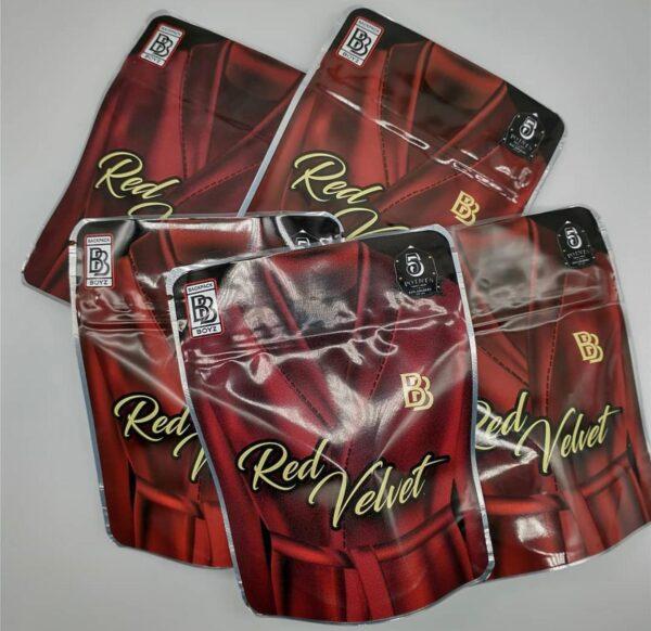 Buy Red Velvet Backpack Boyz Online