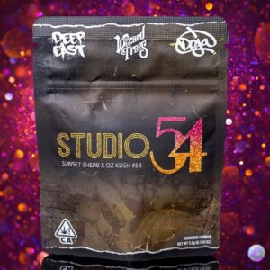 Buy Studio 54 Doja Exclusive Strain
