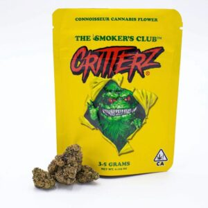 Buy Critterz Strain by The Smokers Club