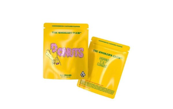 Buy Donuts Strain by The Smokers Club