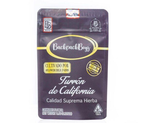 Buy Turron de California Backpack Boyz