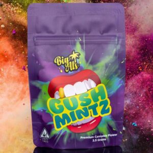 Buy Gush Mintz Strain by Big Als Online