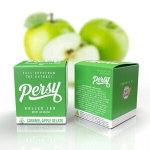 Buy Caramel Apple Persy Baller Jar Online