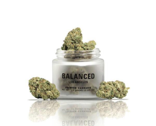 Buy Nerdz Balanced Los Angeles Strain