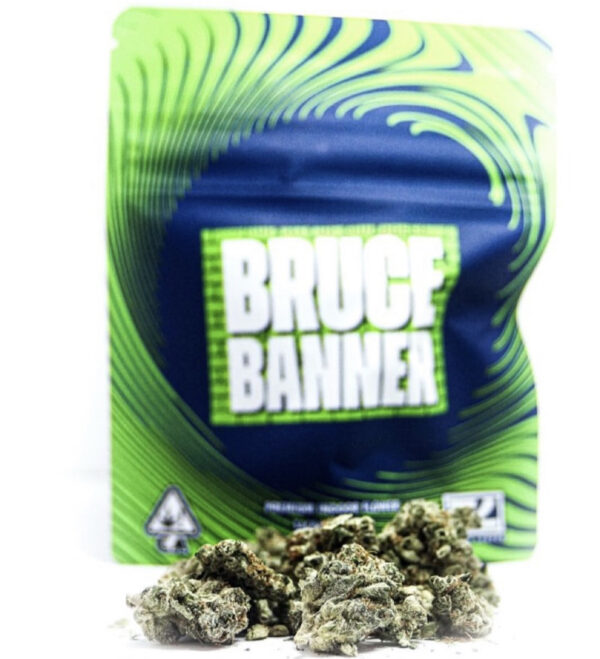 Buy Bruce Banner Strain by Seven Leaves