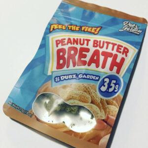 Buy Peanut Butter Breath Strain by Dubz Garden