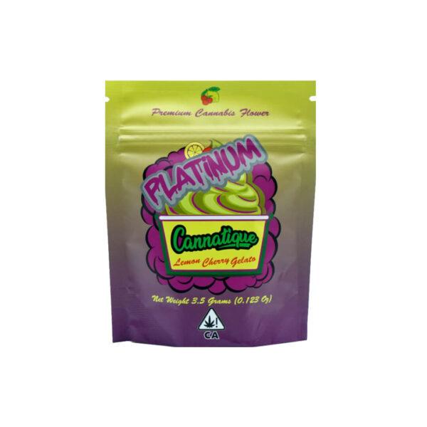 Buy Platinum Lemon Cherry Gelato Cannatique