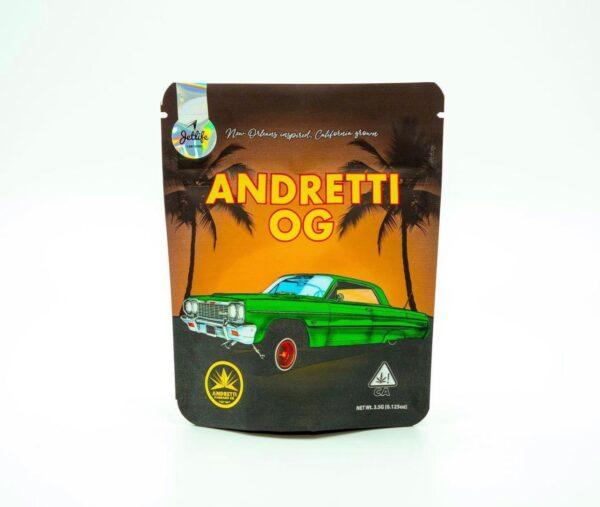 Buy Andretti OG Strain Online